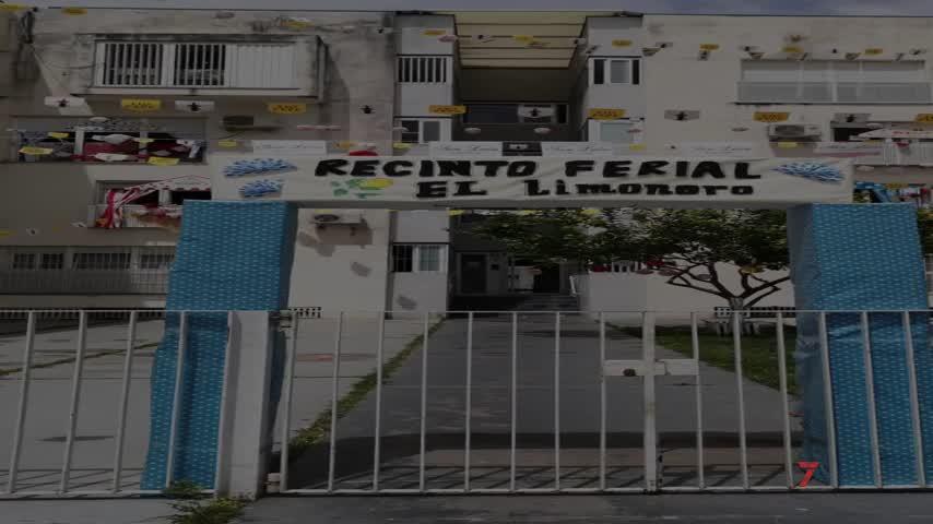 Así se vivió la inauguración de la Feria del confinamiento