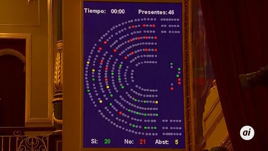 El Congreso autoriza la quinta prórroga del estado de alarma