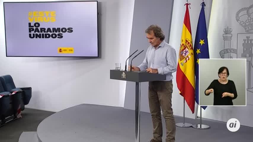 Fernando Simón defiende que Málaga y Granada sigan en Fase I