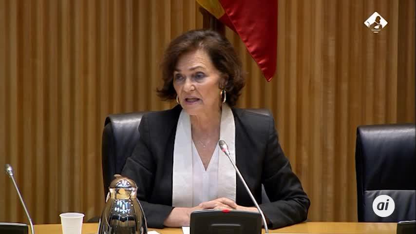 Calvo confirma que el Gobierno se plantea pedir una última prórroga