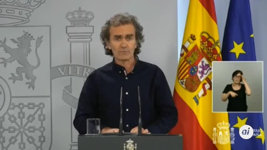 La juez del caso del 8-M en Madrid rechaza imputar a Fernando Simón