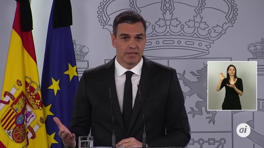 Sánchez dice que la recuperación económica se prolongará dos años