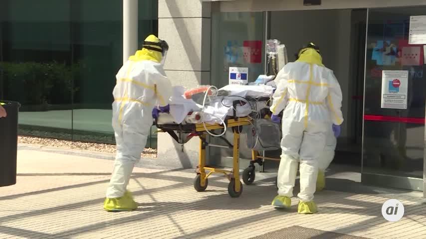 Sanidad notifica 2 fallecidos en las últimas 24 horas