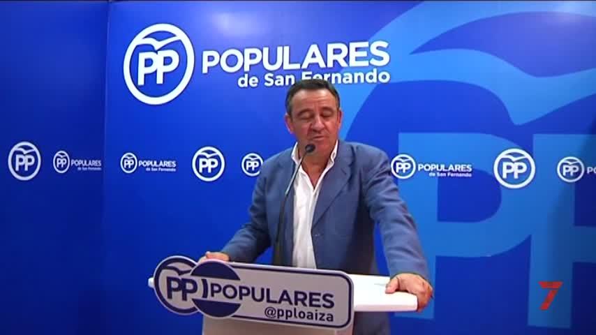 José Loaiza relevará a Saldaña como portavoz del PP en Diputación