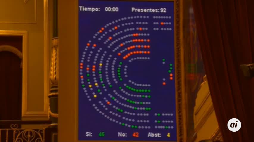 El Congreso aprueba la sexta y última prorroga del estado de alarma