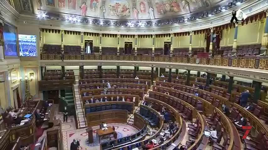 El Congreso ratifica tras su debate el tratado fiscal sobre Gibraltar