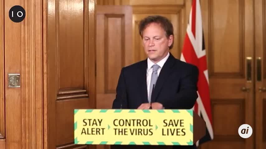 Reino Unido roza ya los 40.000 fallecidos y suma otros 1.800 contagios