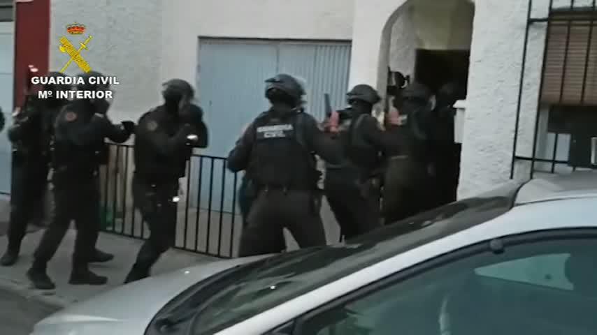 Tres detenidos en El Ejido acusados de un asesinato en diciembre