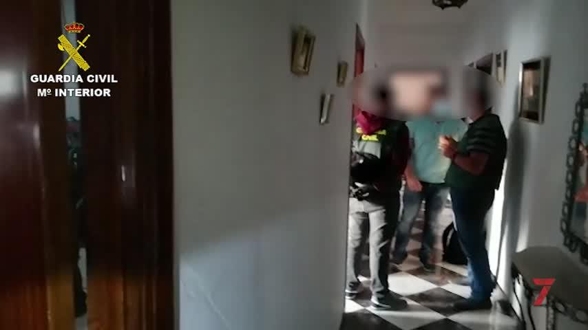 Liberan a siete varones explotados sexualmente en Prado del Rey