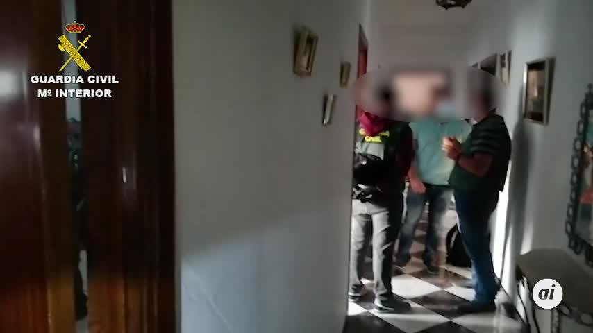 Liberados en Cádiz siete varones explotados sexualmente, uno menor