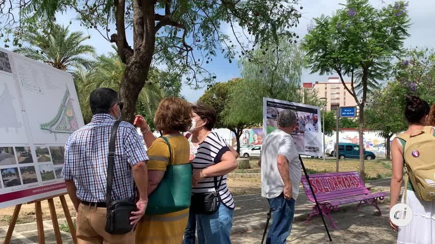 La Plaza del Olivo de la Macarena se convertirá en un espacio verde