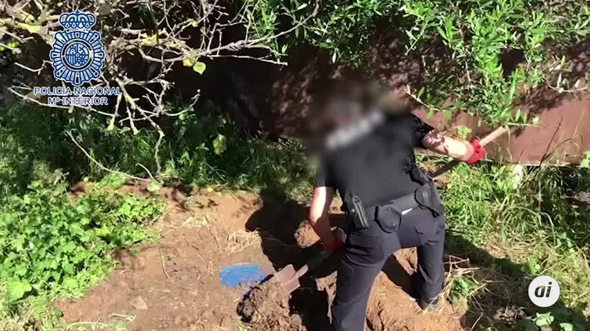 Localizado un zulo en Coria con ocho kilos de heroína y cocaína
