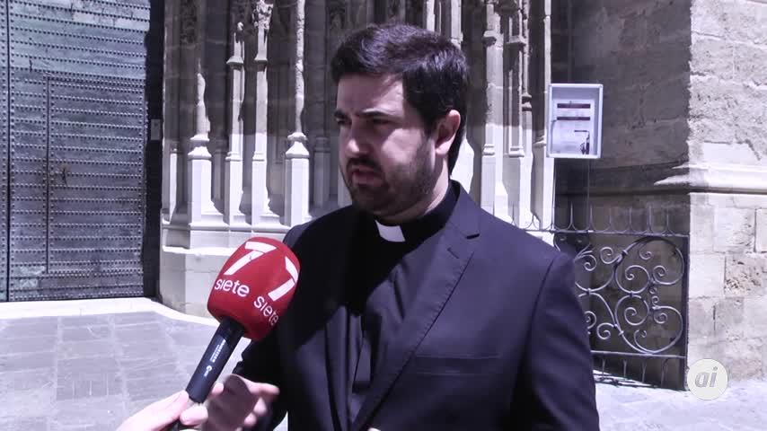 7TV Sevilla emite en directo la ordenación de siete sacerdotes