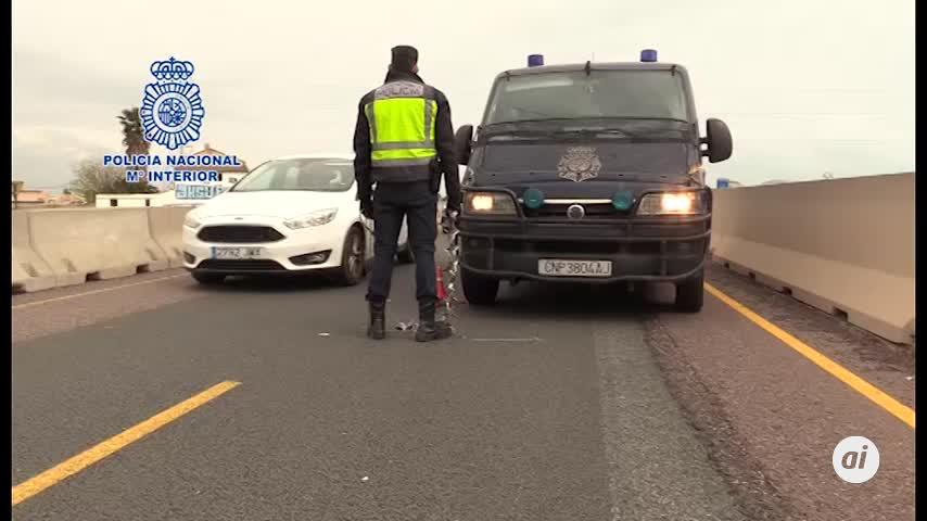 Cádiz, tercera provincia con más detenciones en el Estado de Alarma
