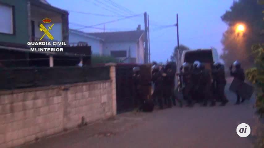 De Oviedo a Chiclana para robar con violencia a un empresario gaditano