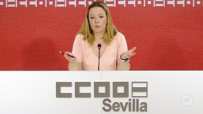 CCOO advierte de que Sevilla registra el peor junio desde 2008