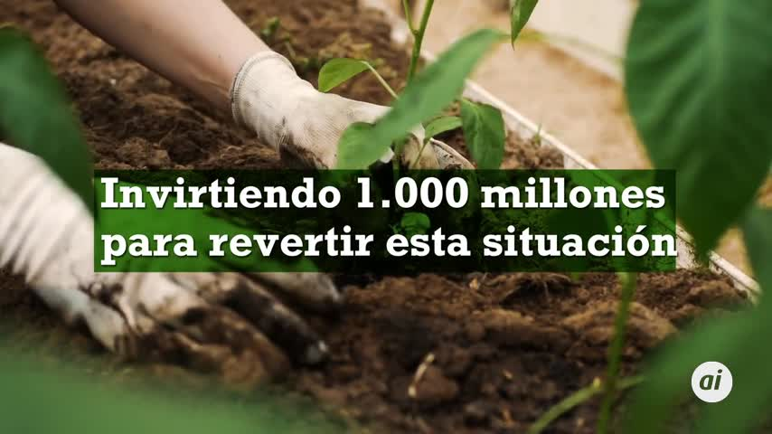 Andalucía emprende la Revolución Verde