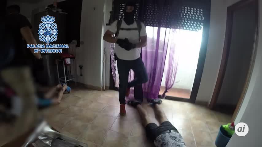 Cae una red de tráfico de drogas en Dos Hermanas, con veinte detenidos