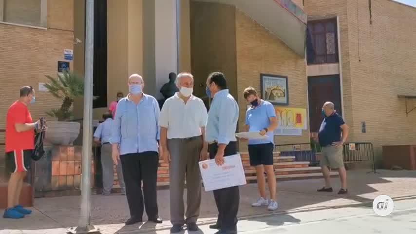 El Consejo de Hermandades dona otros 10.000 euros al Polígono Sur