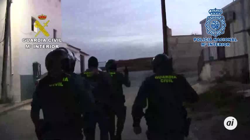 Cae una banda dedicada a robos con fuerza en Antequera