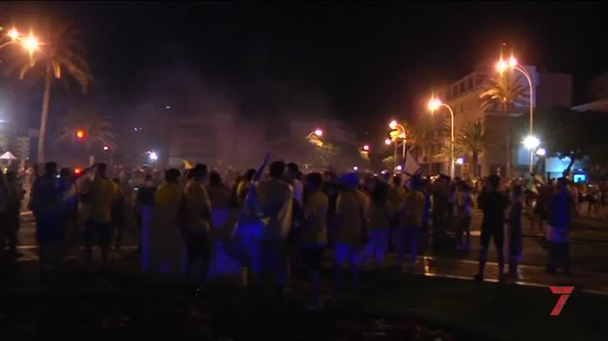 """En las celebraciones por el ascenso """"se mantuvo la seguridad"""""""