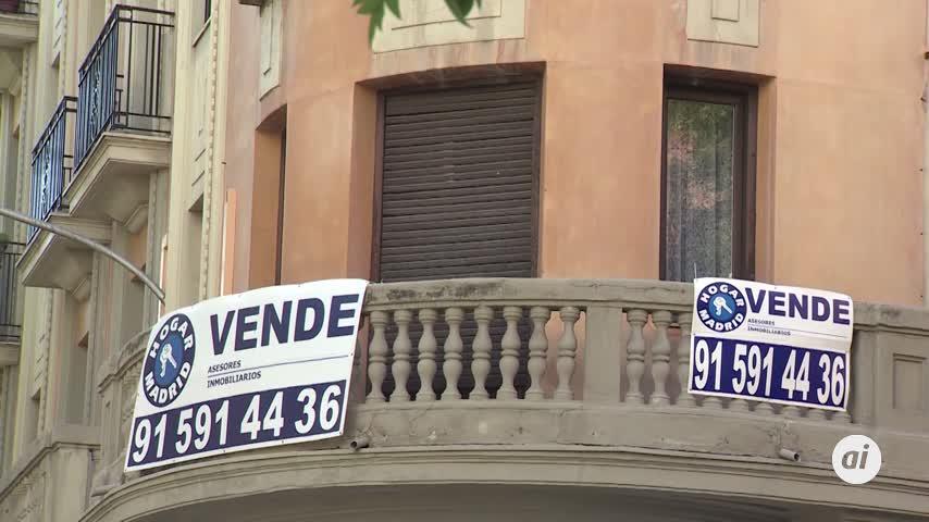 La compraventa de viviendas registra su peor mayo desde 2007