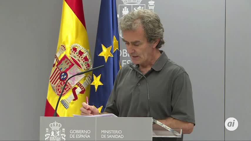 """Simón señala al confinamiento como la medida """"más eficaz"""""""