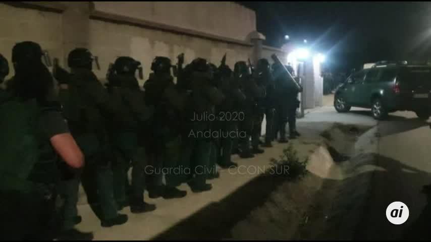 Villa Narco, la urbanización ilegal de 35 millones de La Línea