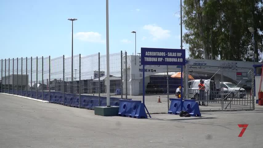 El Circuito ya prepara la reapertura del mundial de motociclismo