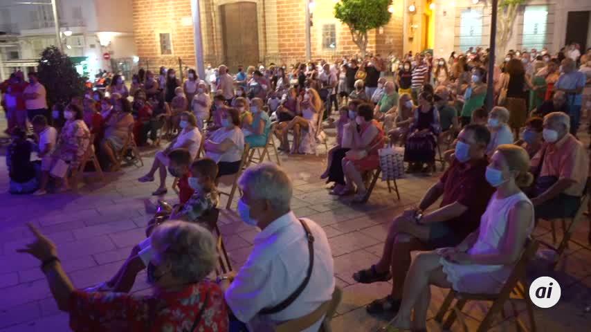 La Feria de doscientos años sigue llenando de ambiente el centro