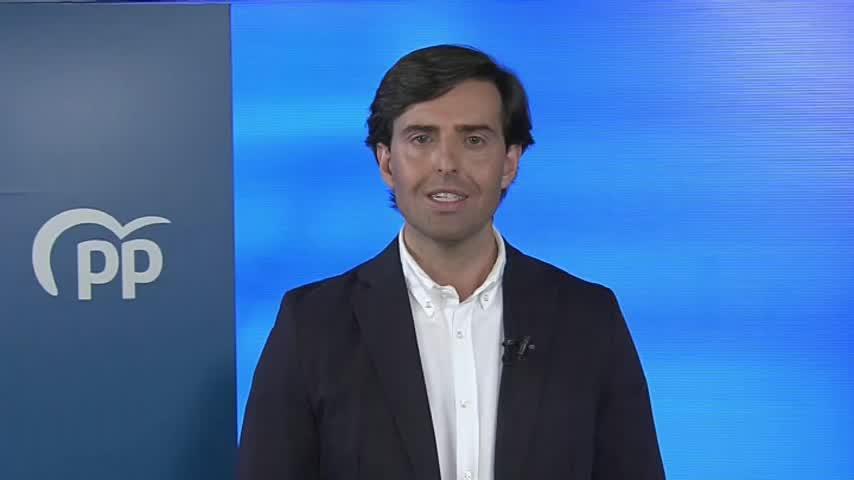 """El PP lamenta que el Gobierno está """"desaparecido"""" ante los rebrotes"""