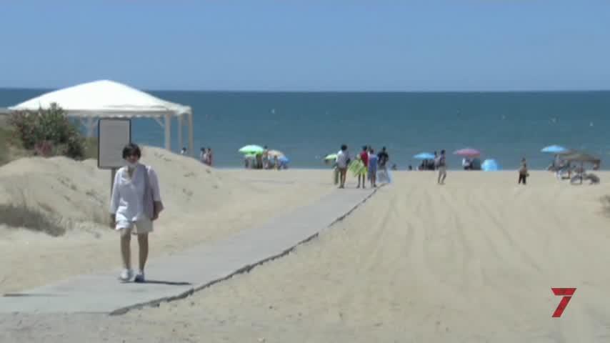 Andalucía lucha por ser excluida de la cuarentena a turistas británicos