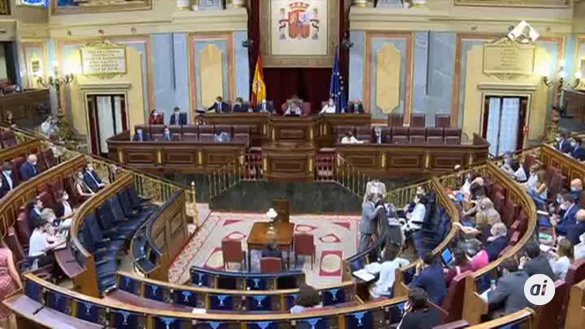 El Congreso aprueba las medidas económicas de la Comisión de Reconstrucción