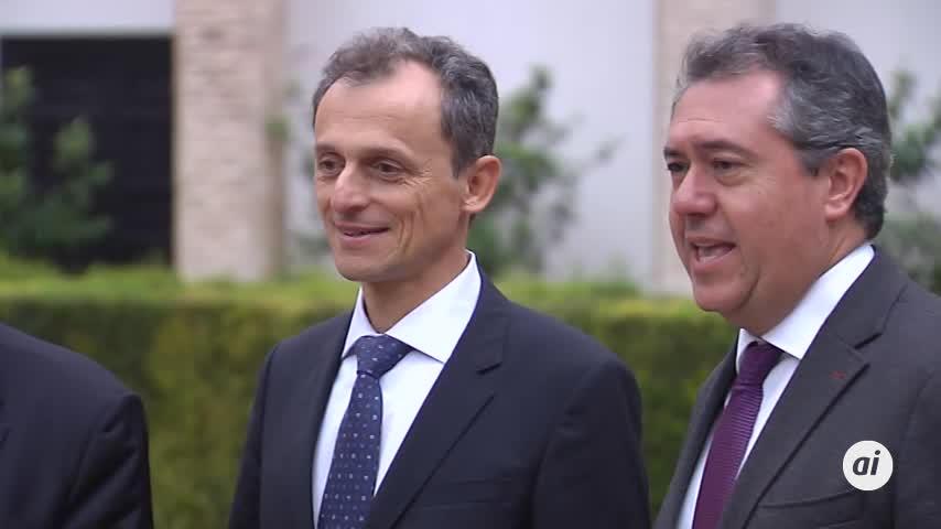 Pedro Duque presenta su candidatura para dirigir la Agencia Espacial Europea