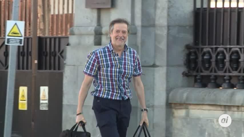 El Supremo anula la sentencia del caso Bateragune contra Otegi