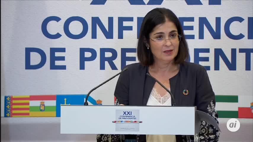 Conferencia de Presidentes: 'La vuelta al cole' se tratará a finales de agosto