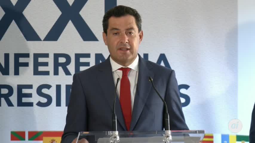 Moreno exige el mismo déficit que el País Vasco