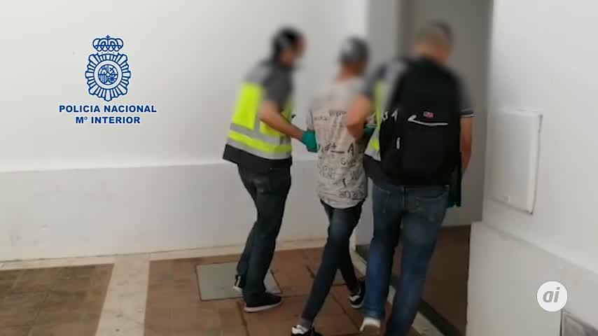 Una patera trasladada a Algeciras destapa una red de tráfico de inmigrantes