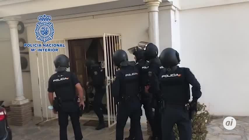 Detenido un fugitivo buscado por agredir a un aficionado rival en Serbia