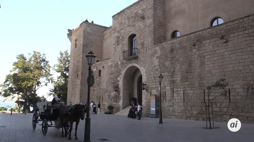 El Rey inicia con Francina Armengol las audiencias con autoridades de Baleares