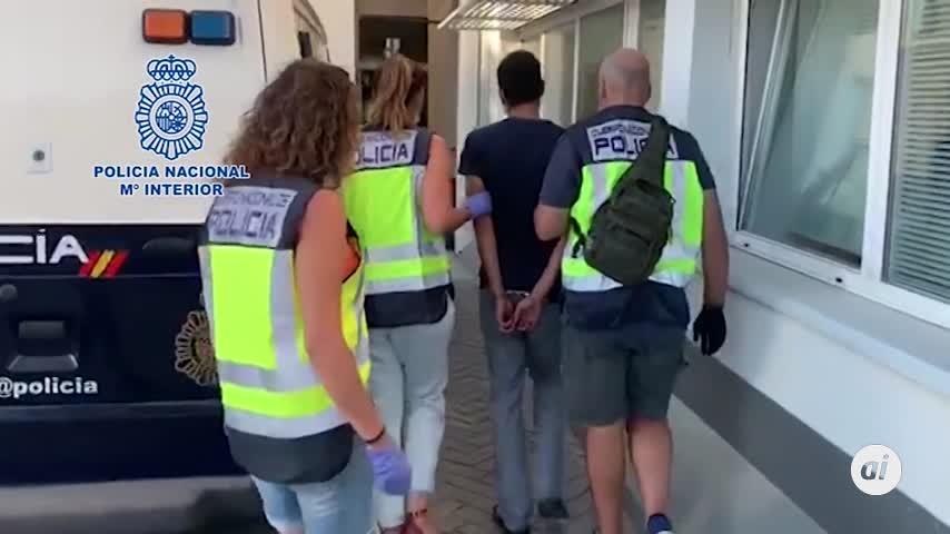 Detienen en Punta Umbría a uno de los fugitivos más buscados de Europa