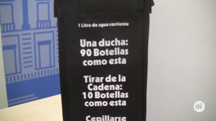Ayuntamiento e Hidralia ponen en marcha la campaña 'El valor del agua'