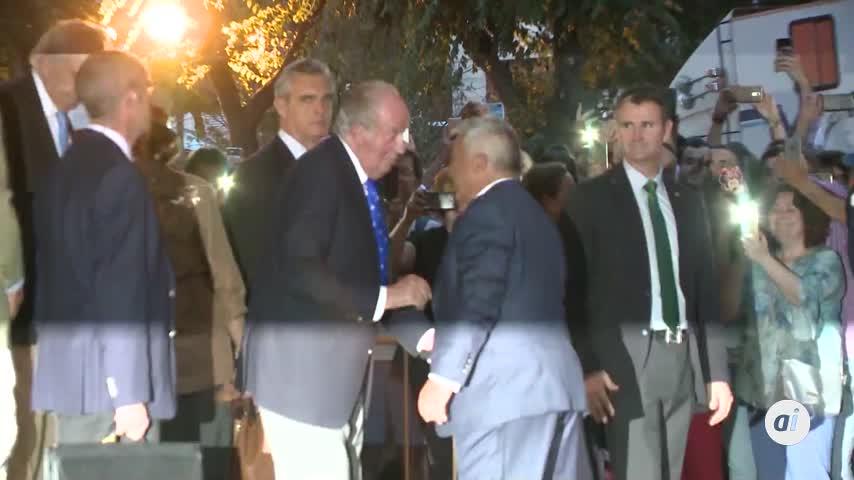 La Casa Real confirma que el rey Juan Carlos I está en Emiratos Árabes Unidos