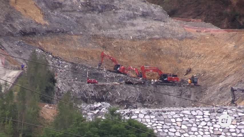 Los restos hallados en el vertedero de Zaldibar podrían ser de Alberto Sololuze