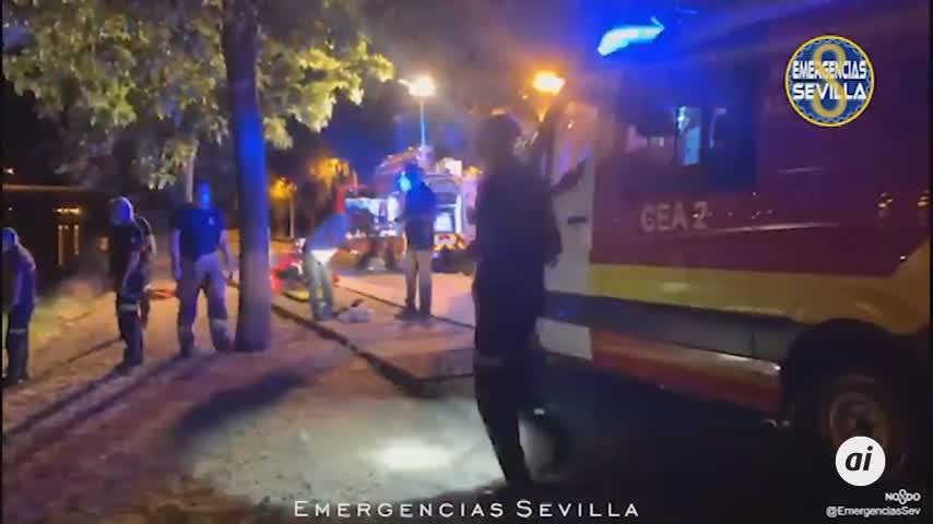 Buscan a un menor perdido cuando se bañaba en el Guadalquivir en Sevilla