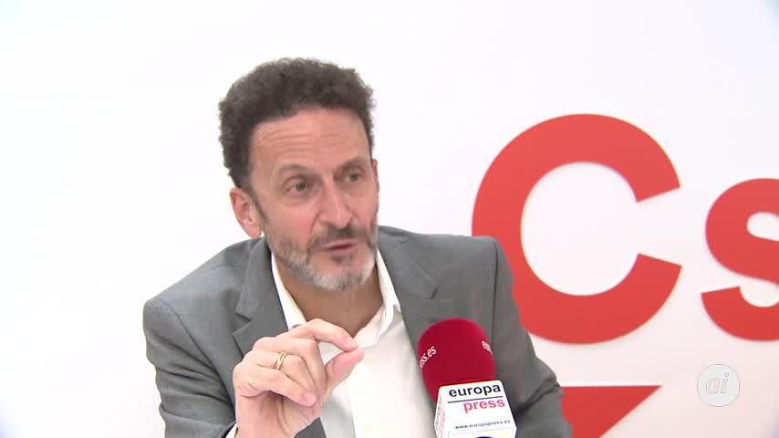 Ciudadanos apoya investigar a Podemos en el Congreso