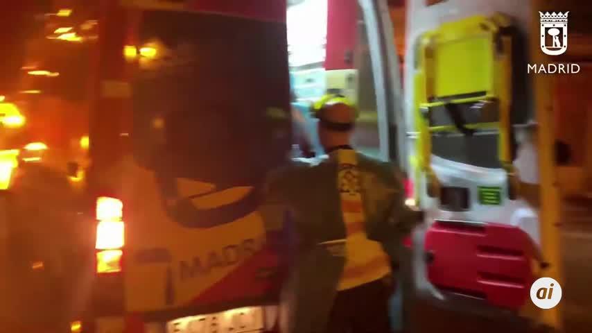 Dos menores y un varón de 28 años, heridos en una reyerta entre bandas latinas