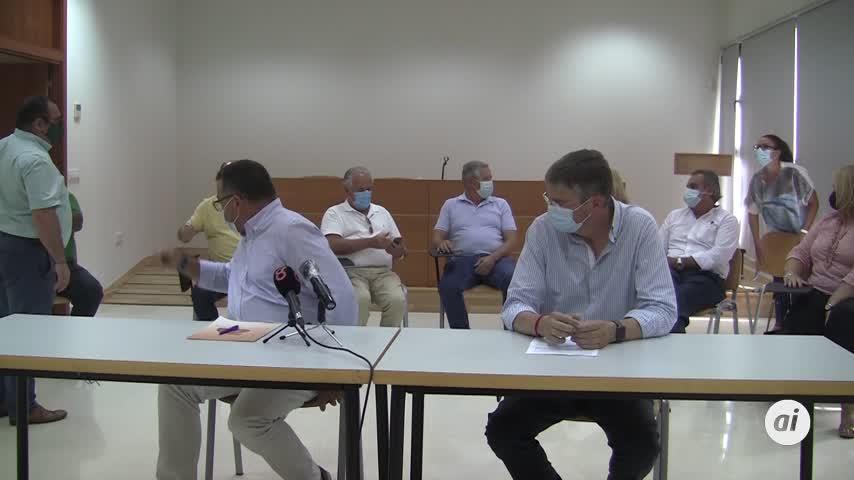Antonio Fernández renuncia al cargo de coordinador del nuevo PGOU de Chiclana