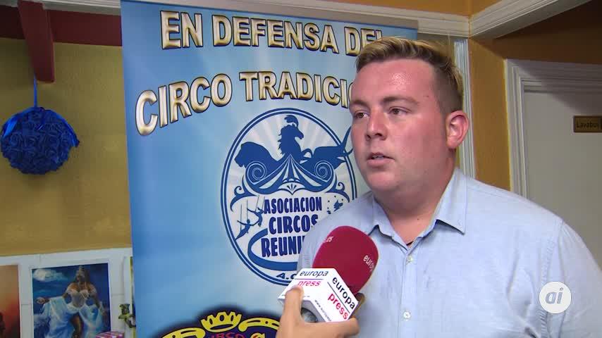 """El circo en España pide al Gobierno que """"deje la pantomima"""""""