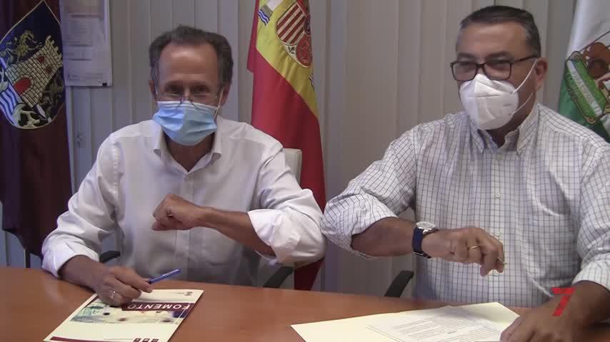 50.000 euros para la reactivación del tejido empresarial chiclanero